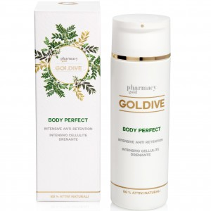 GOLDIVE BODY PERFECT CELLULITE